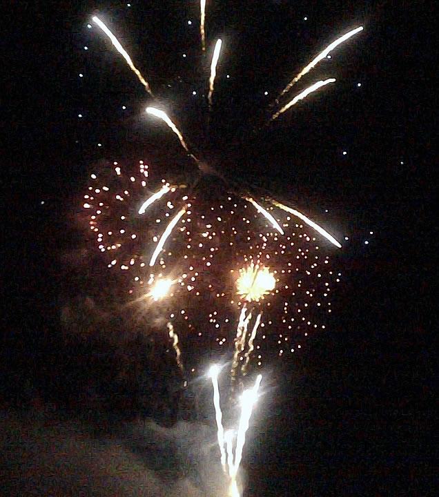 2017 Portage Lakes Fireworks Info