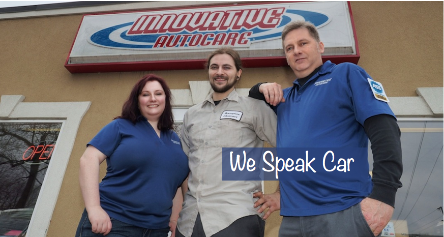 Innovative Autocare team
