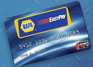 Napa Credit Card