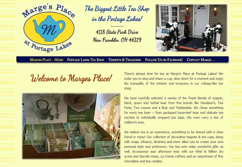 Marges Place at Portage Lakes 44319