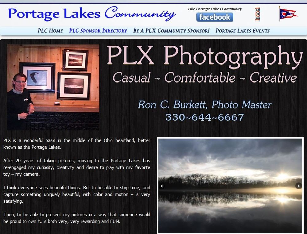 PLX Photography with Ron Burkett