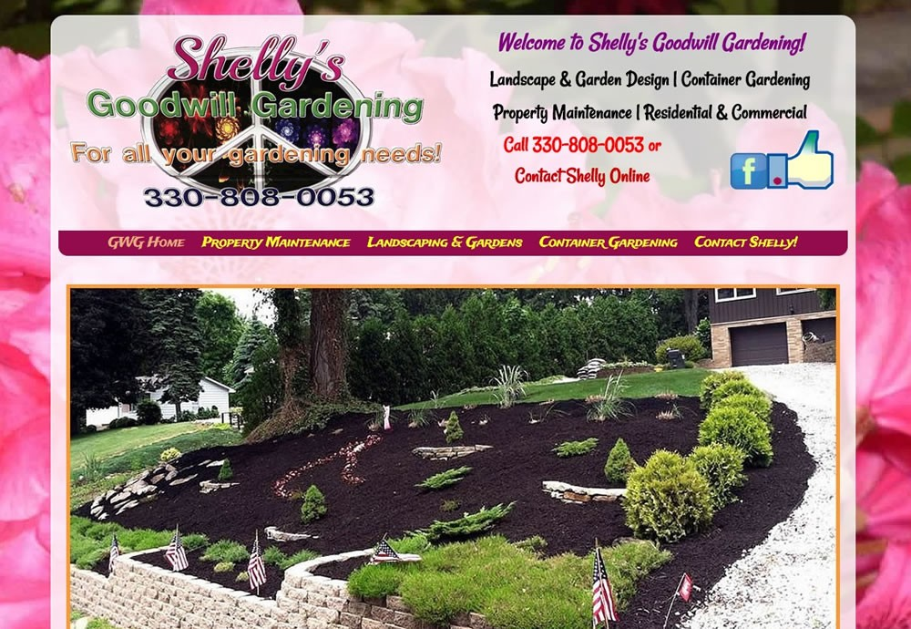 Shellys Goodwill Gardening - Portage Lakes 44319