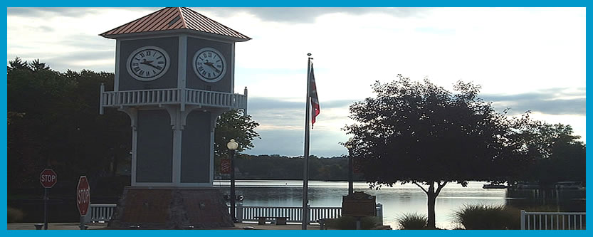 Portage Lakes Clock Tower - Team PLX