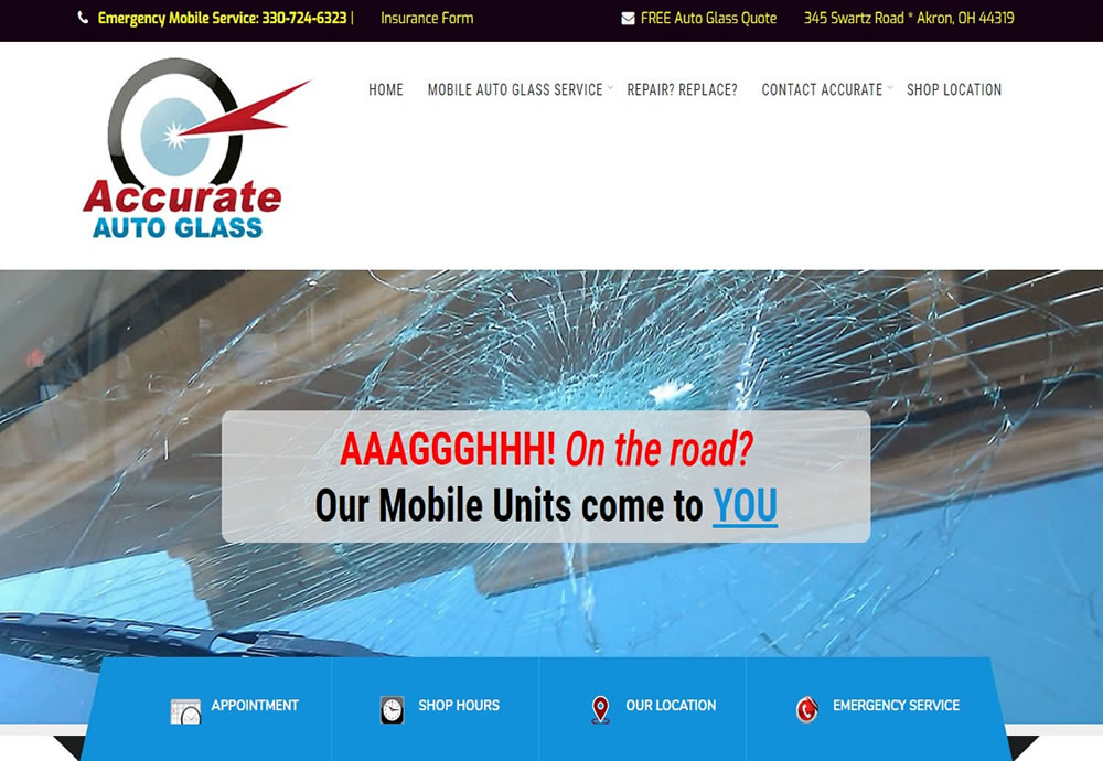 Accurate Auto Glass Inc.