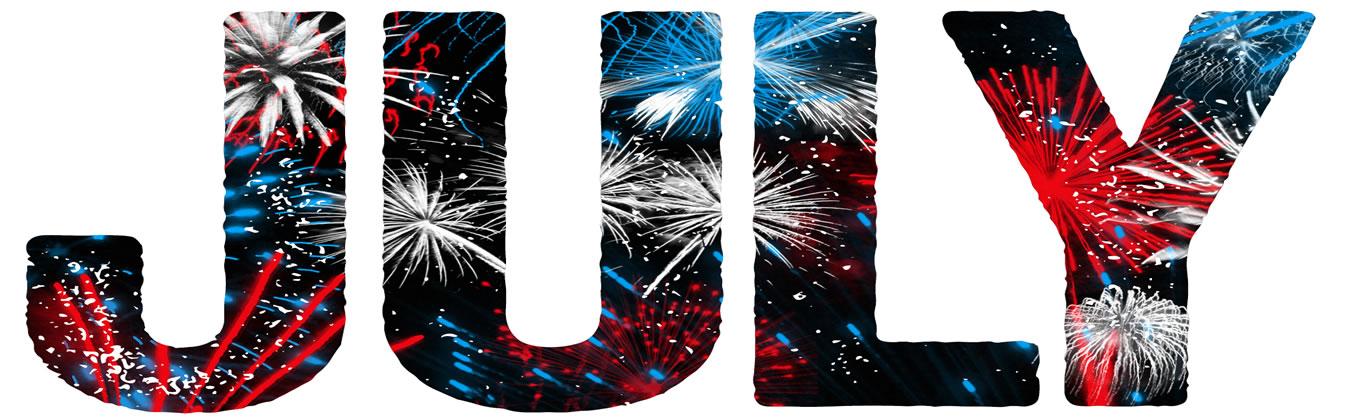 July Portage Lakes Fireworks!