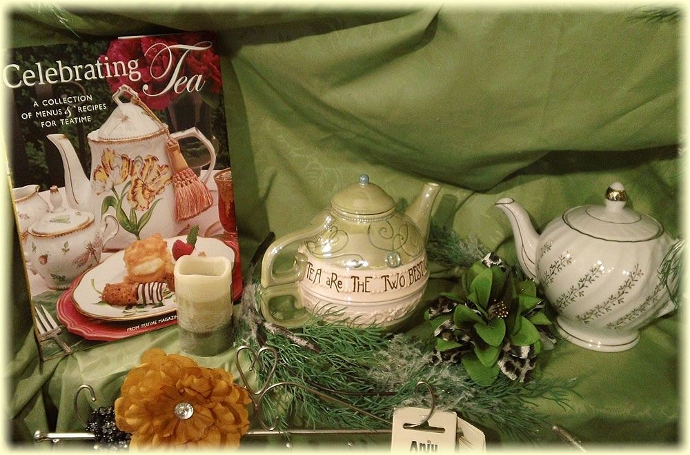 Marges Place - PLX Tea Shop - Portage Lakes Community