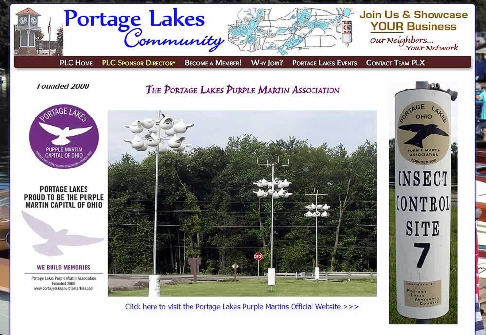 Portage Lakes Purple Martins Association