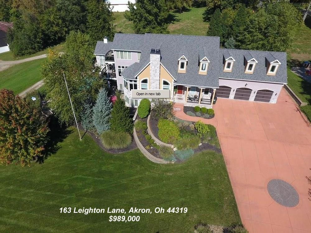 163 Leighton Dr. - $989,000