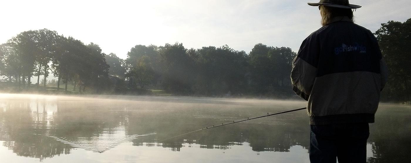 Team plx portage lakes community for Portage lakes fishing
