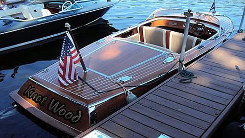 2016 Portage Lakes Antique Classic Boat Show