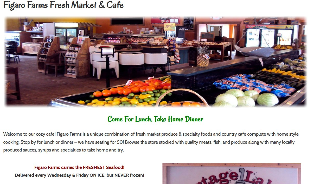 Farms Fresh Market & Cafe