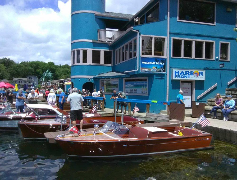 Classic Boat Show - 2018 - Team PLX