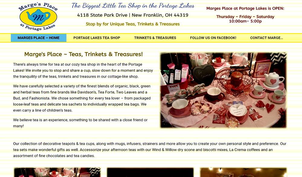 Marges Place Tea Shop 44319