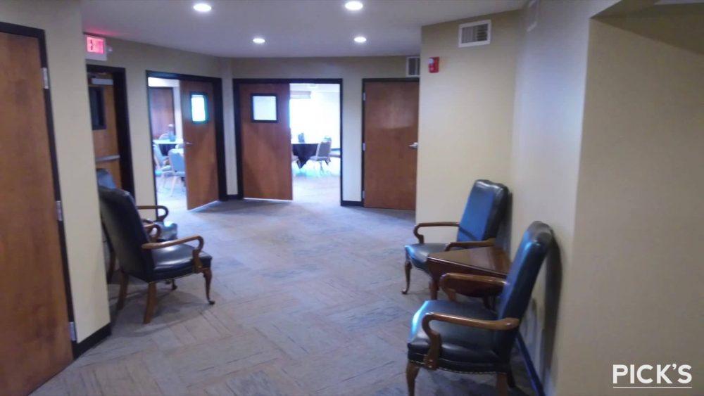 Picks PLX 44319 banquet facility
