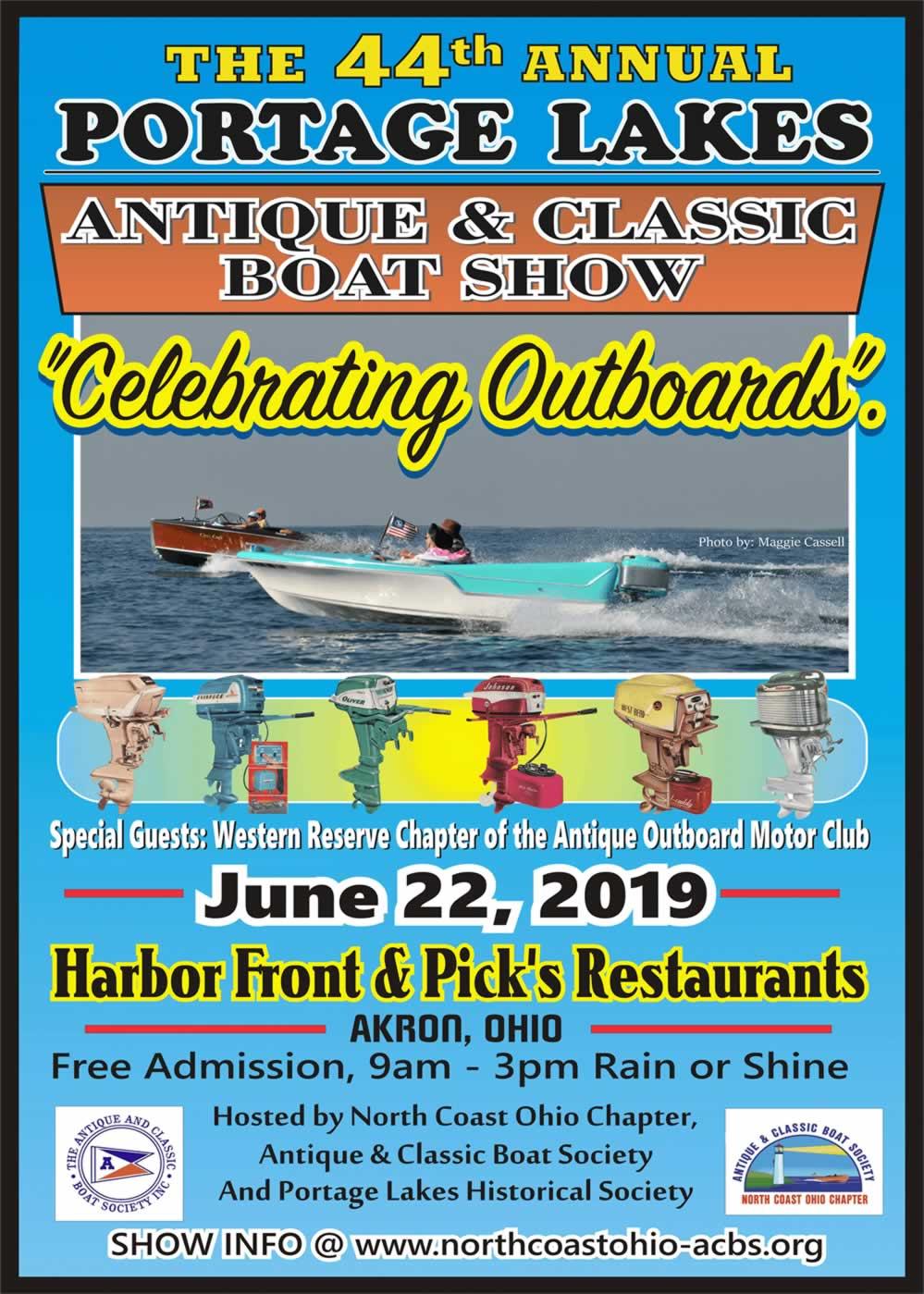2019 Classic Boat Show - 44319