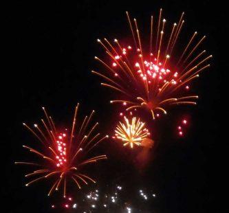 PLX Fireworks 2018