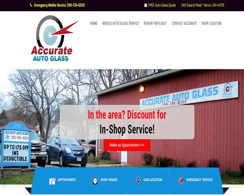 Accurate Auto Glass Inc - Portage Lakes 44319
