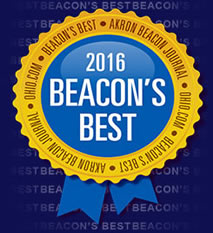 Akron Beacon Journal Beacon's Best 2016