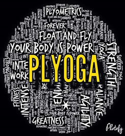 Plyoga Exercises